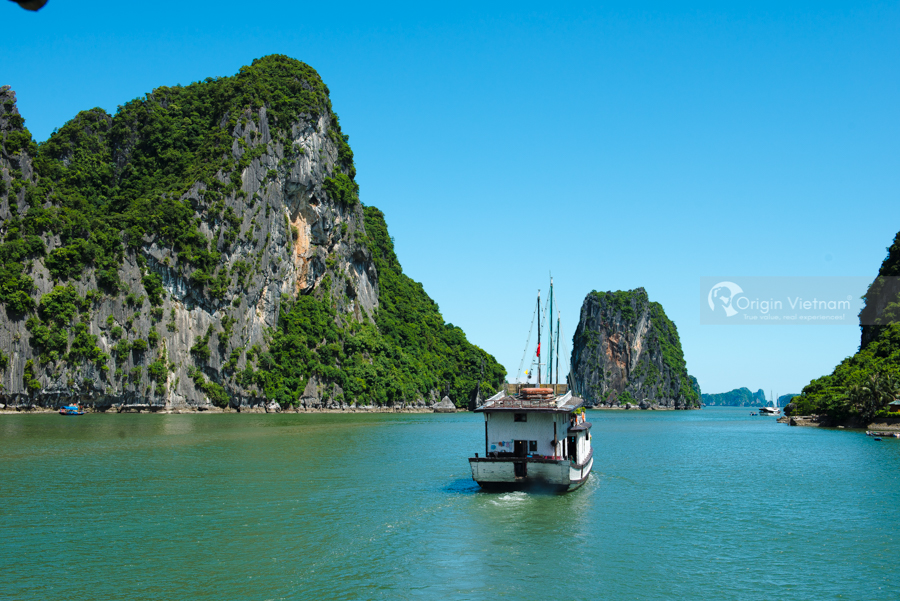 Places to go in Ha Long Bay