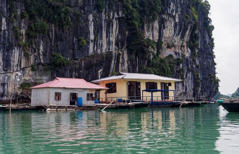 Cap La Fishing Village