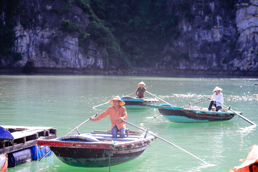 Vung Vieng Fishing Village - Peaceful Place In The Heart Of Ha Long