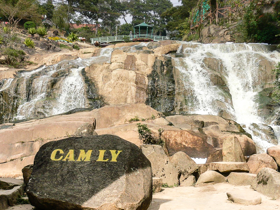 Cam Ly Waterfall