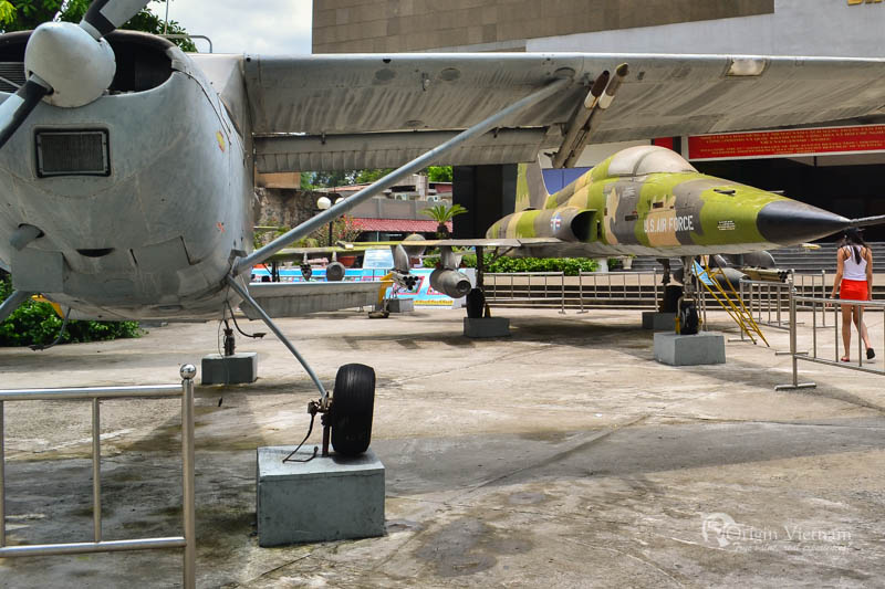 Military Division Museum of Da Nang - one of the top tourist spot attraction in Da Nang