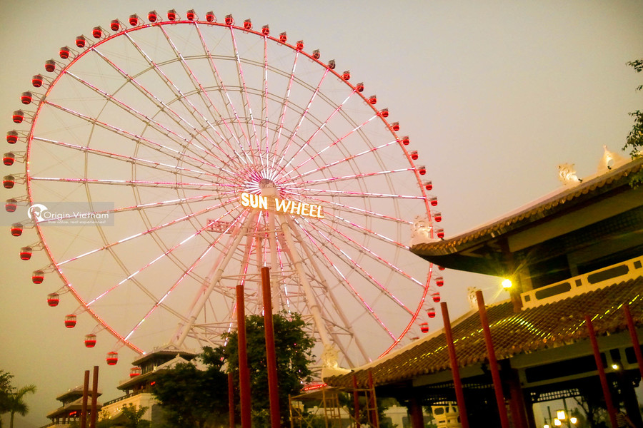 Asia Park - A popular destination that many young people love