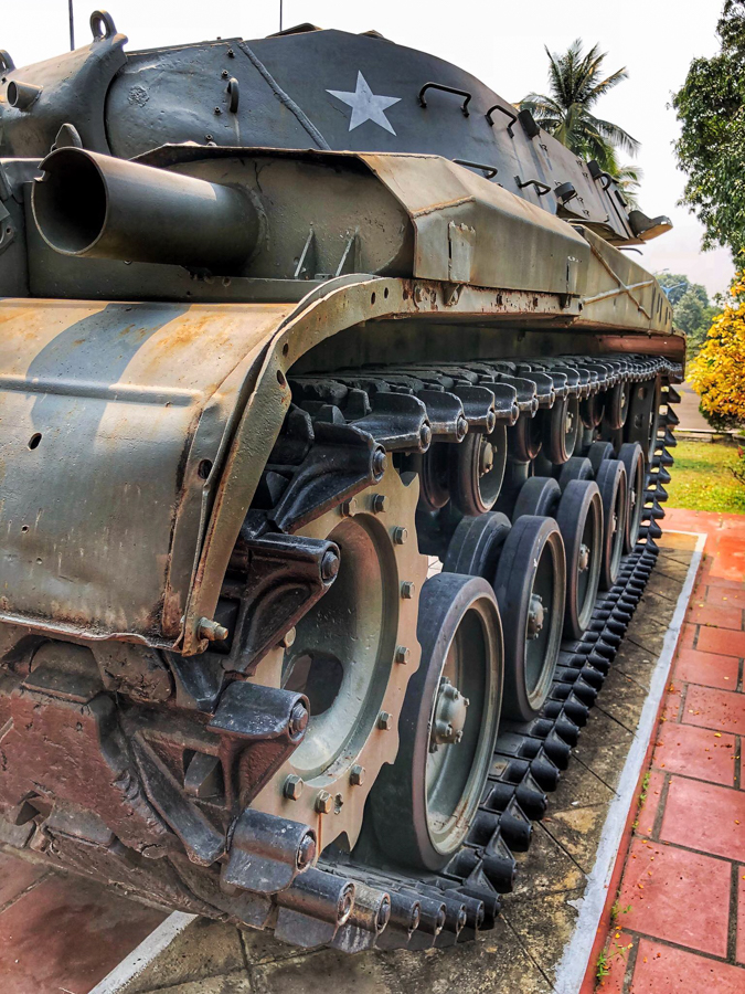 Tank Fifth Military Division Museum