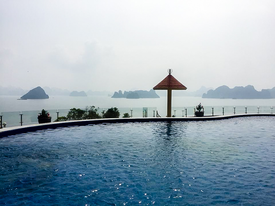 luxury hotel in bai dai beach