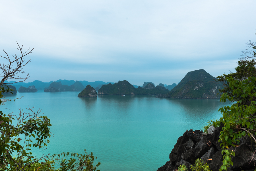 Ha Long Bay Named Among Asia's Most Spectacular UNESCO Place