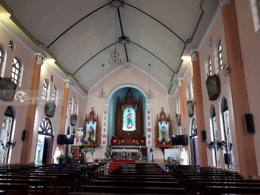 Hon Gai Church, ORIGIN VIETNAM