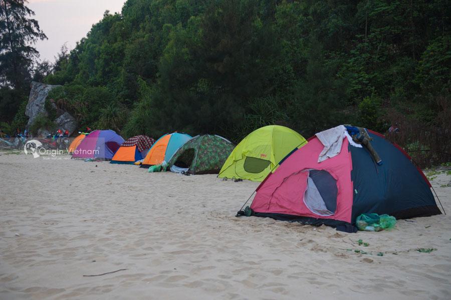 Quan Lan Beach, ORIGIN VIETNAM