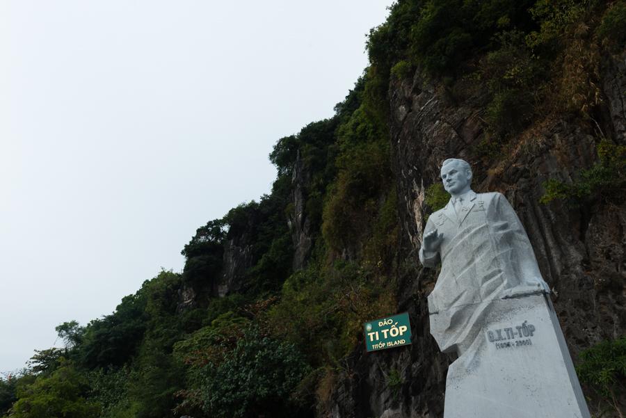 Image of Ti Top Munument