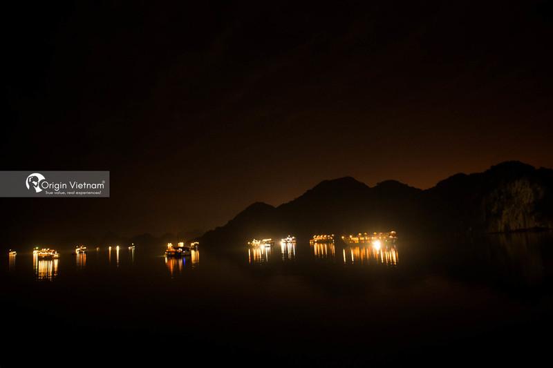 A night on Overnight Cruise Halong Bay