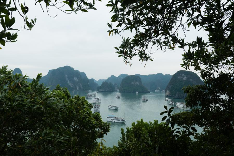 Amazing image of Halong Bay