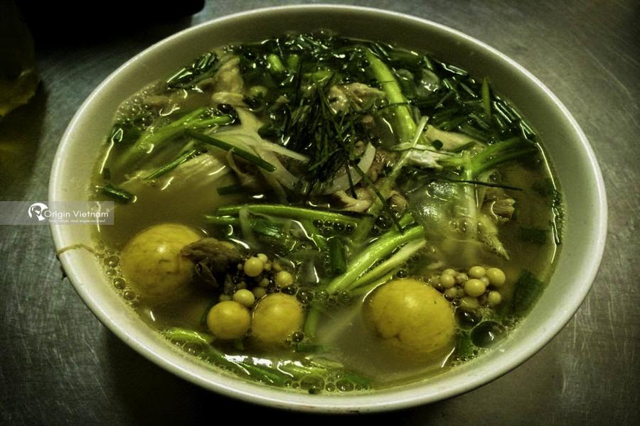 Chicken Pho in Hanoi