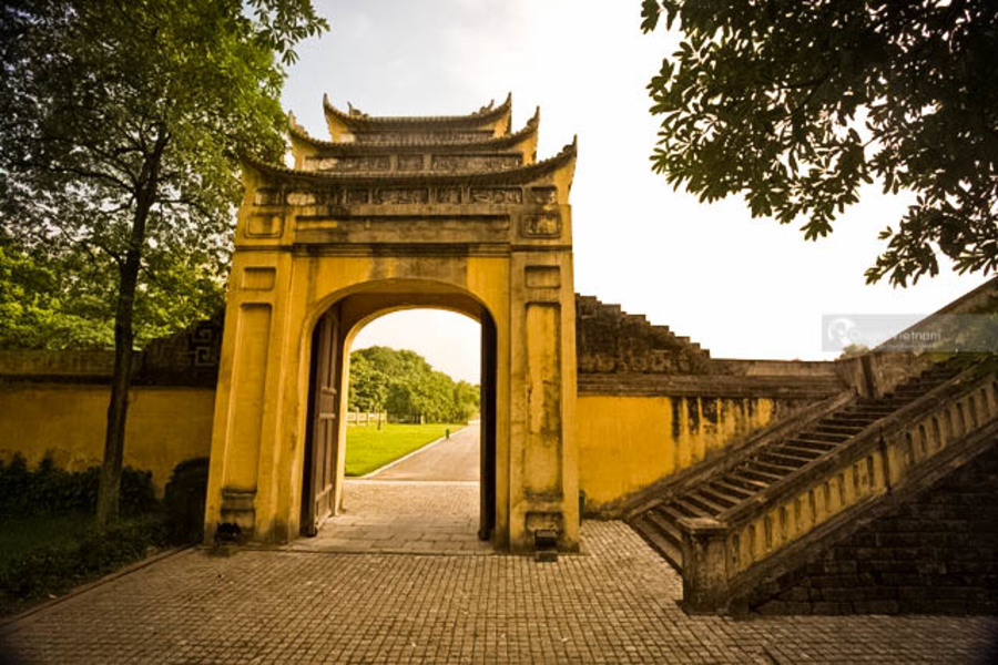 Imperial Citadel of Thang Long Gate