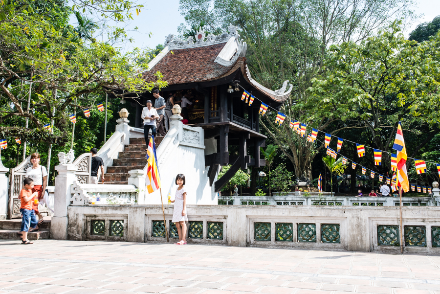 The capital City of Hanoi