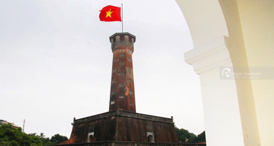 Hanoi Flagpole