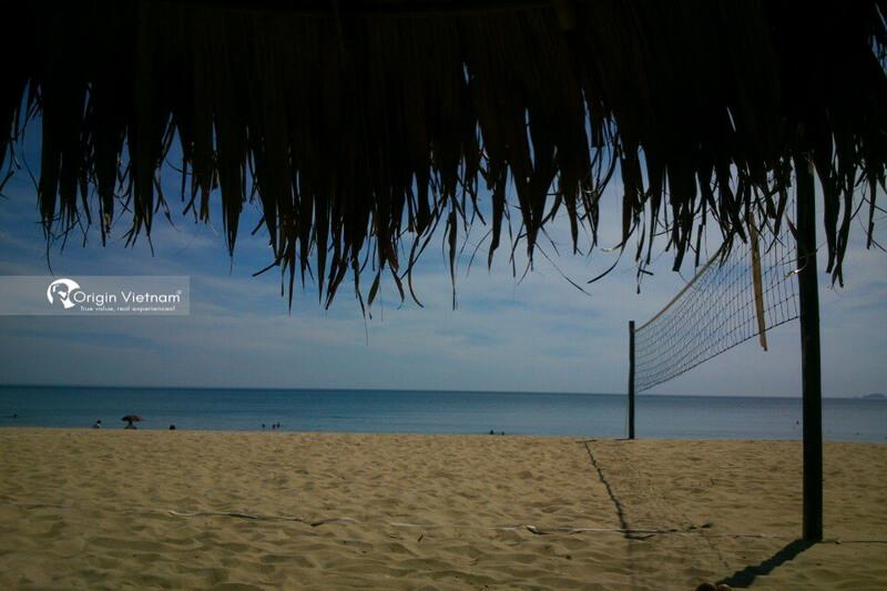 Ha My beach