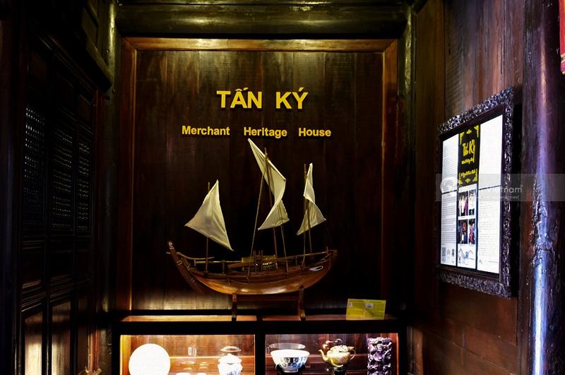 Tan Ky Ancient House, ORIGIN VIETNAM