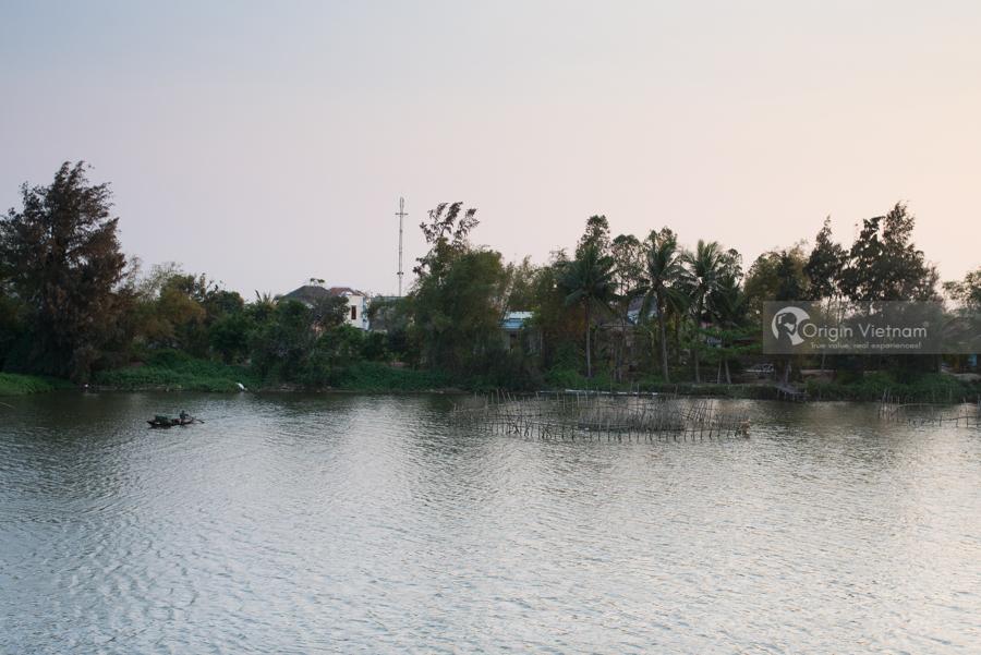 Fishing tour in Hoi An Thu Bon river