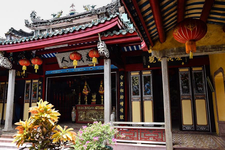 Trieu Chau Assembly Hall