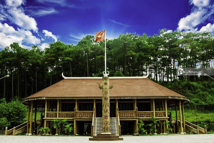 A Luoi in Thua Thien Hue