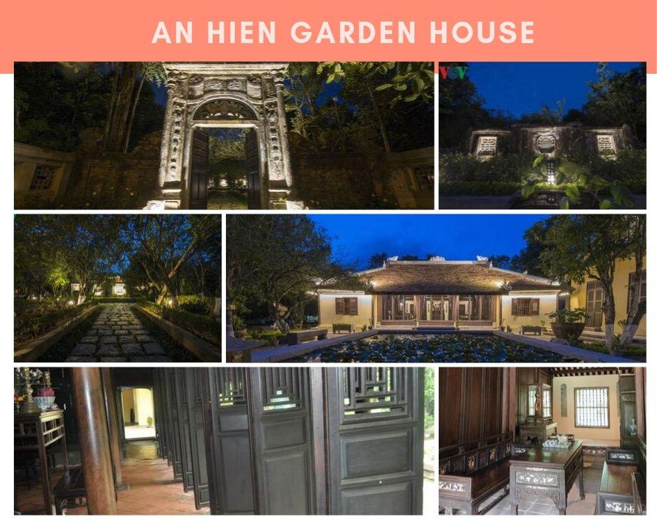 An Hien Garden House