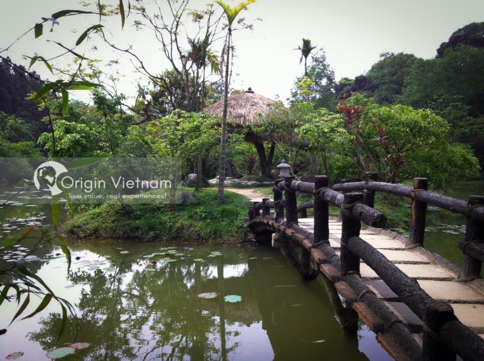 Huyen Khong Son Thuong Pagoda, ORIGIN VIETNAM