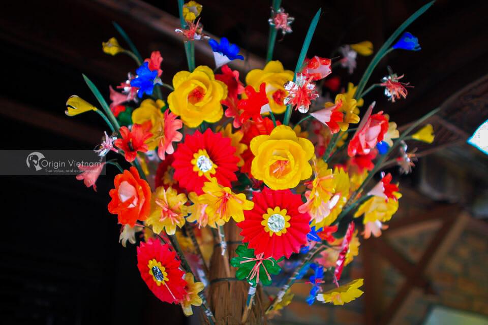 Thanh Tien Paper Flower Village
