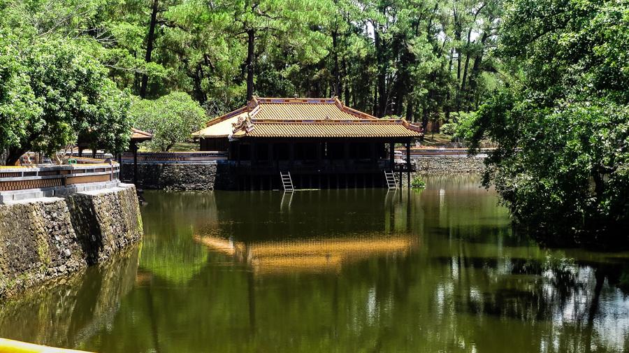 Image of Tu Duc Tomb