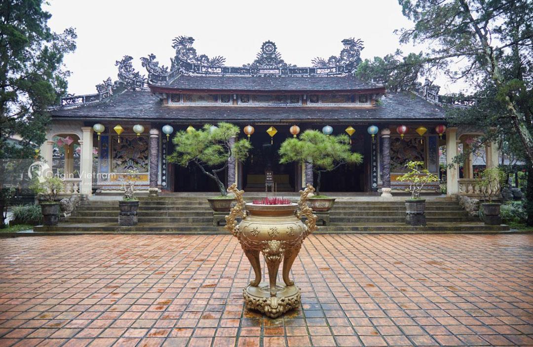 Tu Hieu Pagoda, ORIGIN VIETNAM
