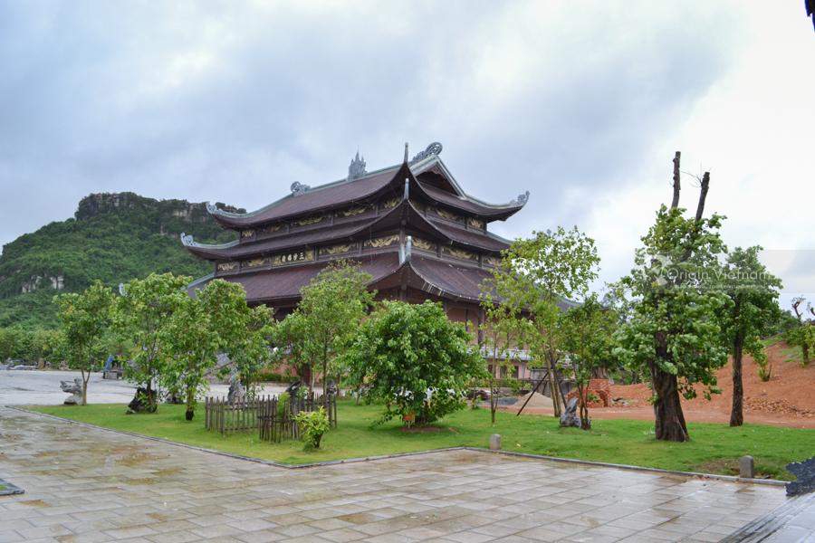 Ninh Binh Bai Dinh Pagoda