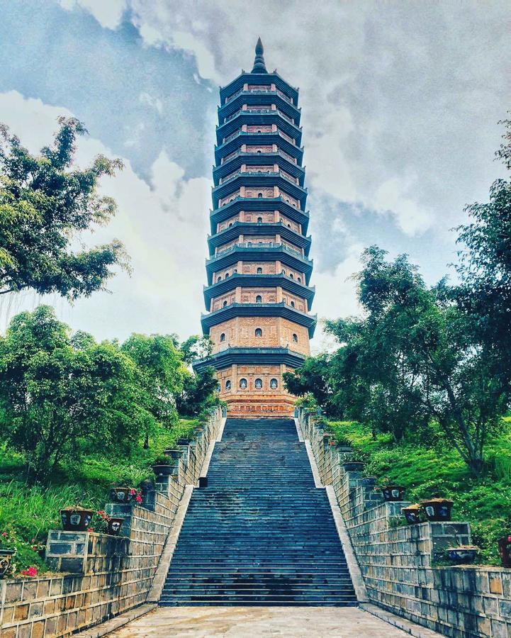 Buddha tower