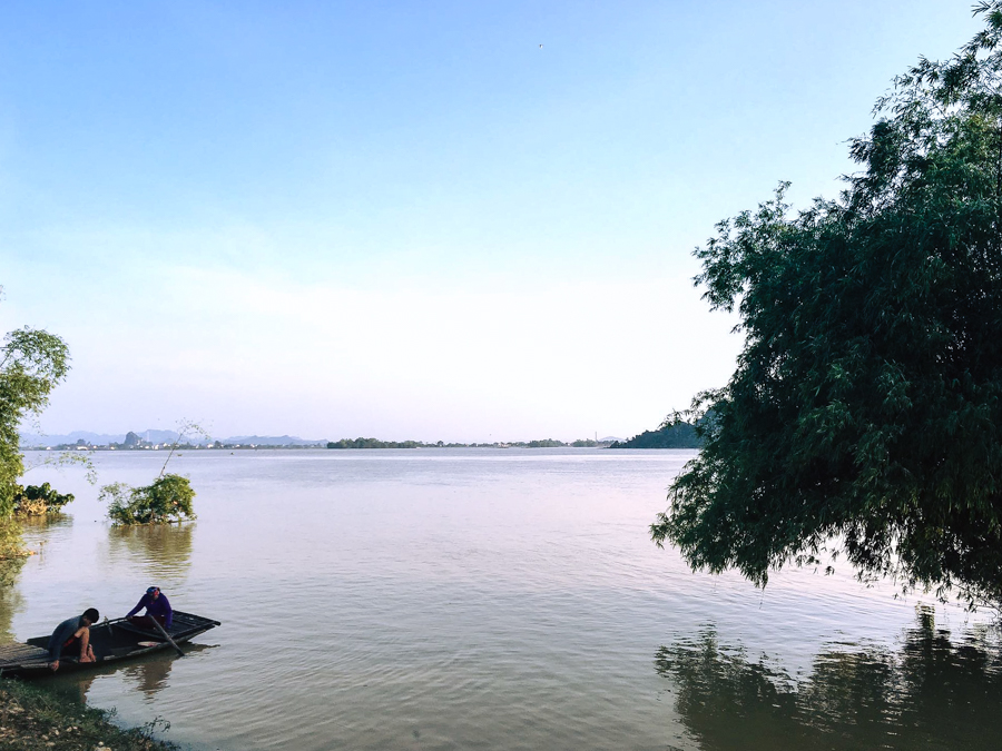 Nho Quan River