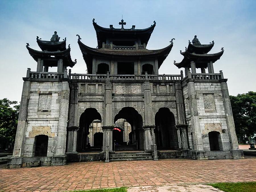 Image of Phat Diem Stone Cathedral