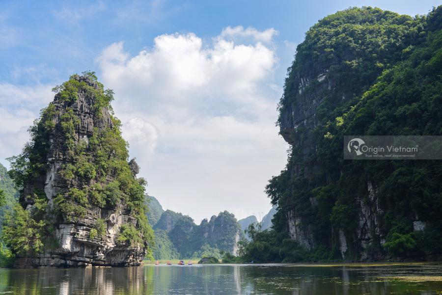 Scenery of Trang An - Ninh Binh