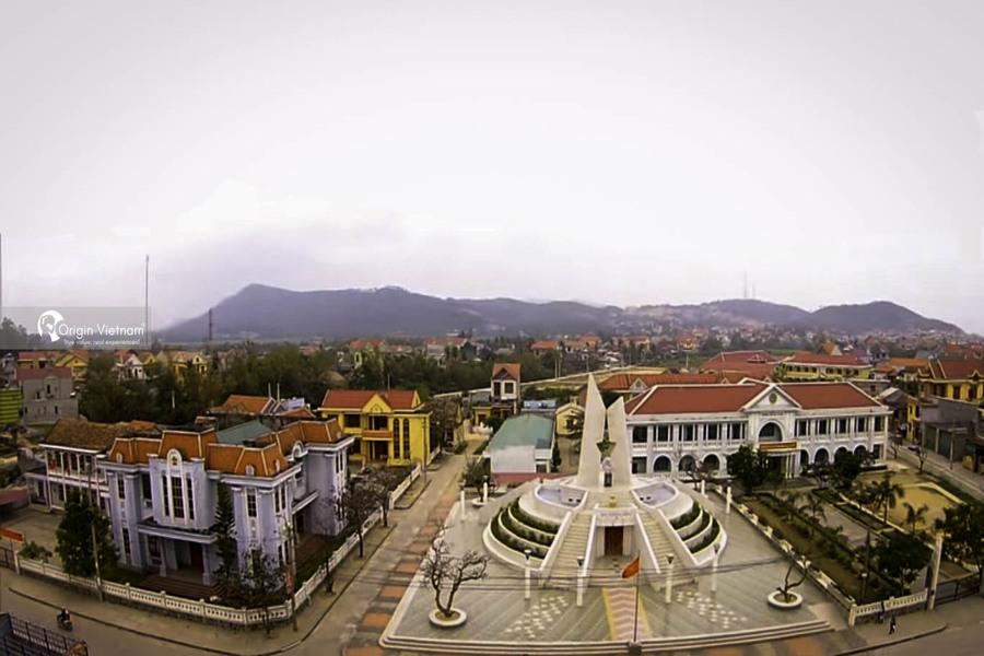 Ly Hoa village