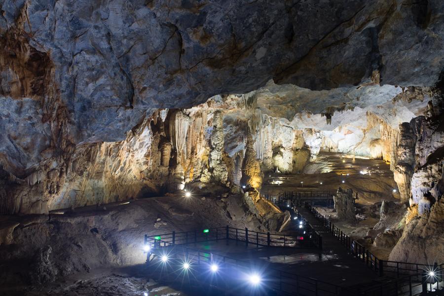 quang binh paradise cave