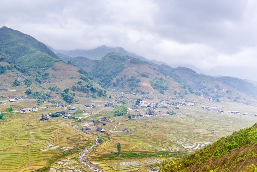 Muong Hoa valley - Lao Chai Village