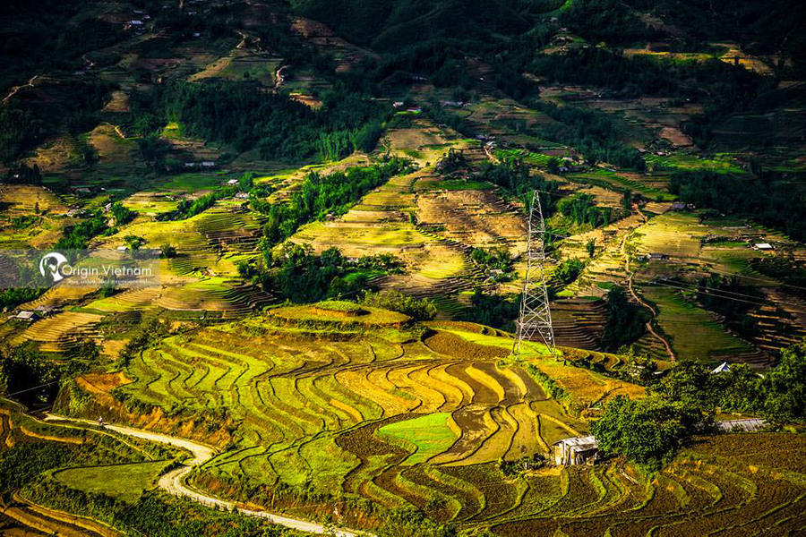 The best time to go to Sapa