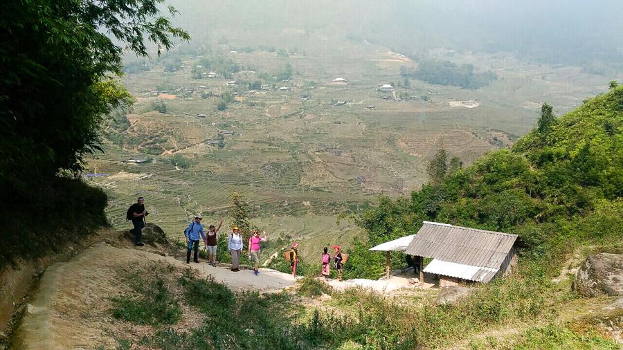 Way ti Ta Van Village