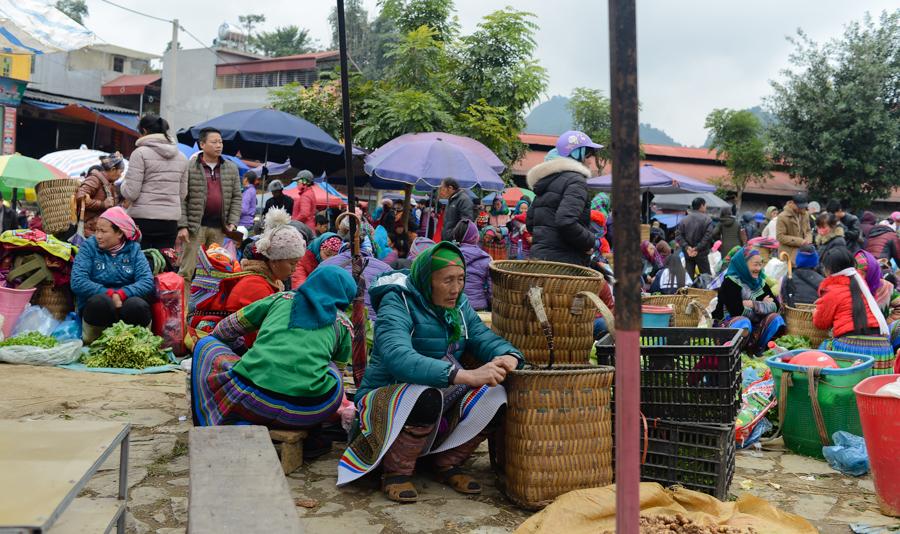 Markets in Sapa