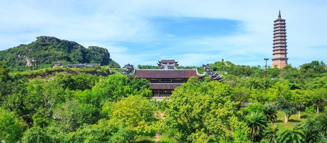 A Spiritual Trip to Bai Dinh Pagoda