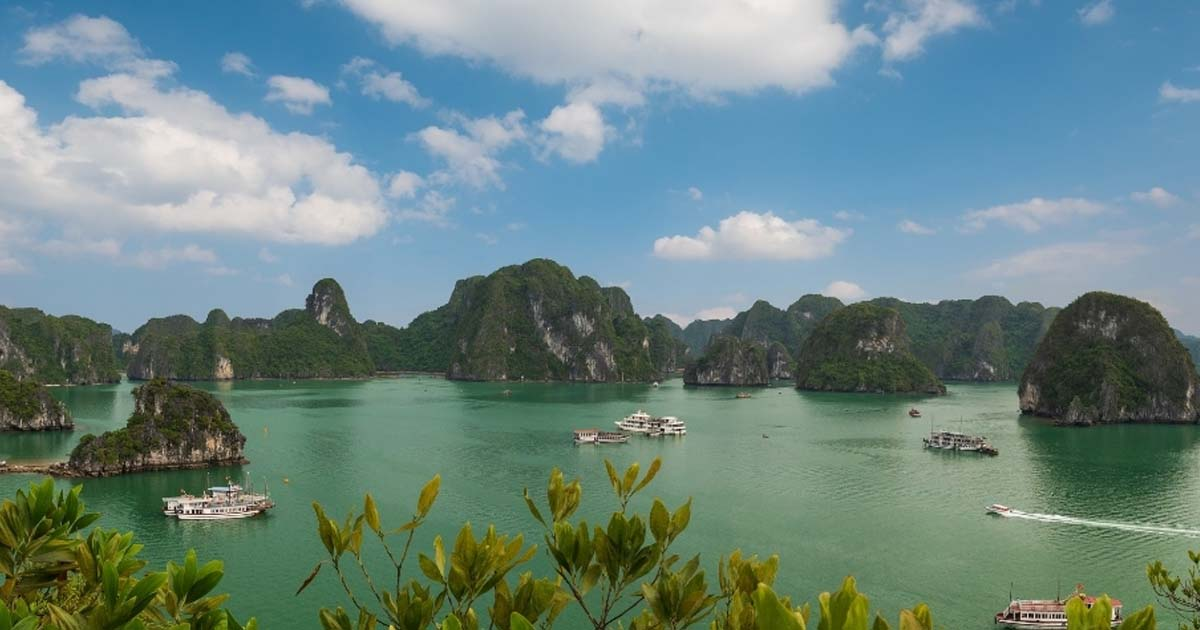 Create Your Own Mythical Story In Halong Bay