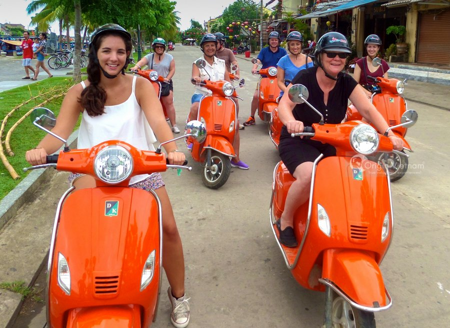 Discover Hoi An By Electric Scooter