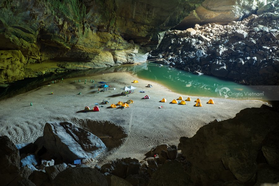 Tour Hang En Cave Discovery And Camping