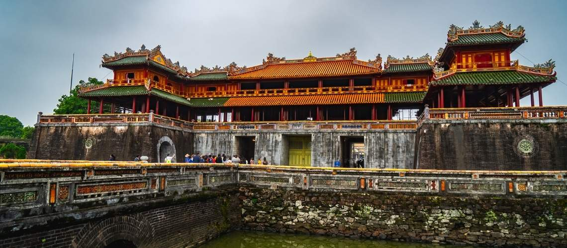 Ngo Mon Gate