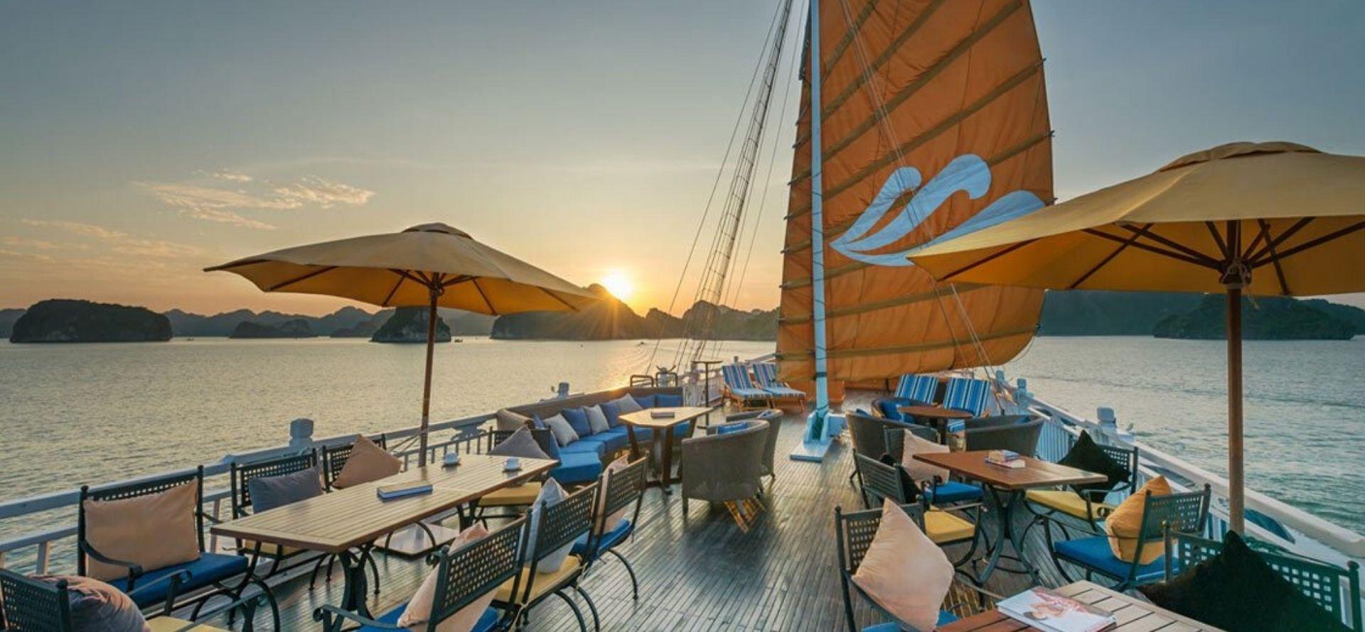 Paradise Sails Halong Bay