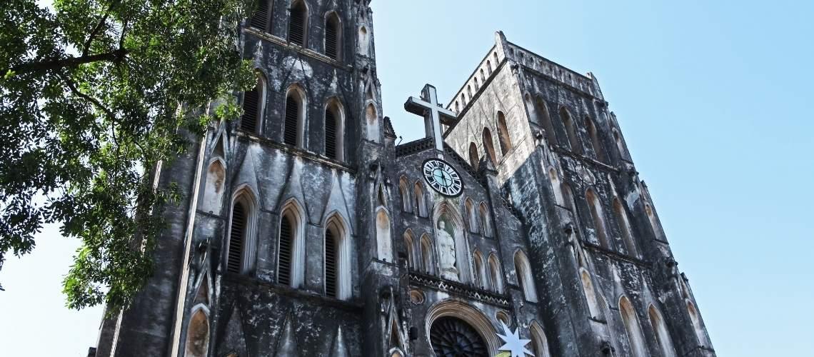 Saint Joseph Cathedral Hanoi Mass Schedule