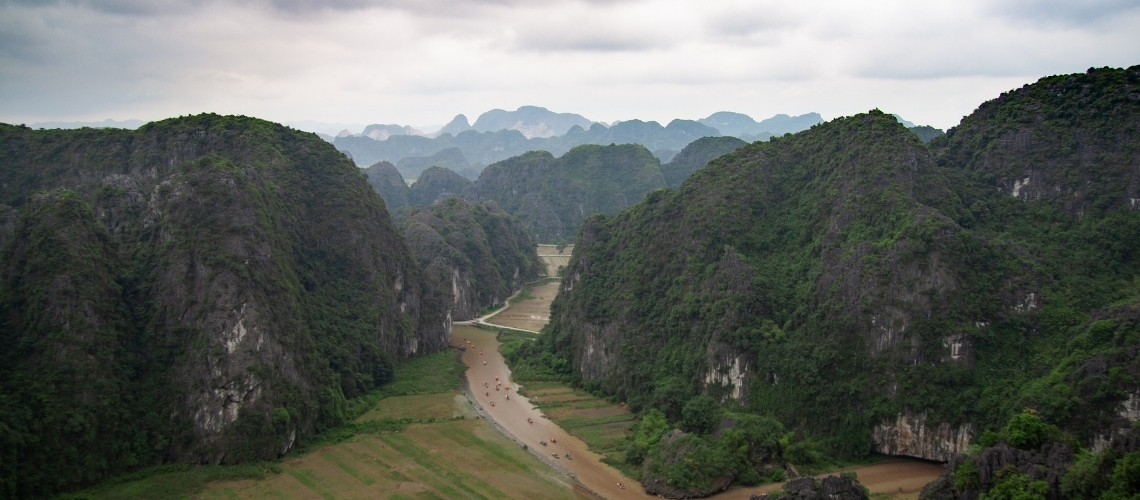 Tourist Can Now Visit The Set Of 'Kong: Skull Island' In Vietnam