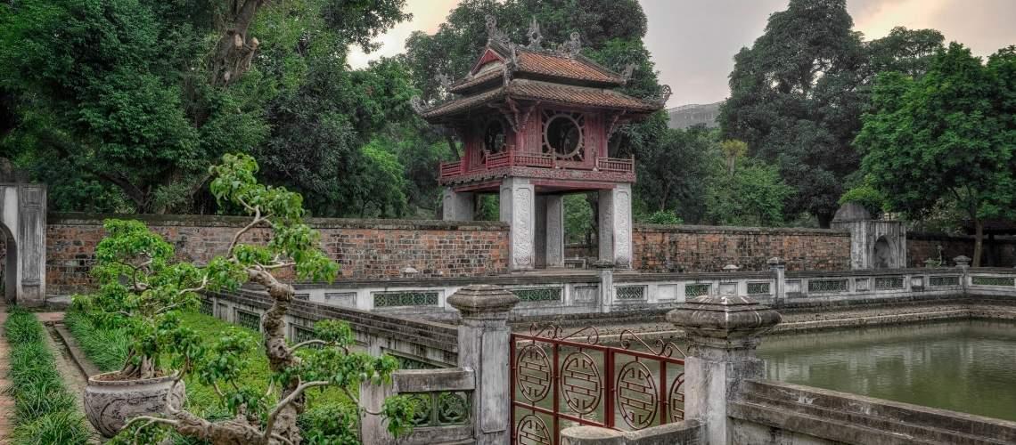 Tourist Sites In Hanoi