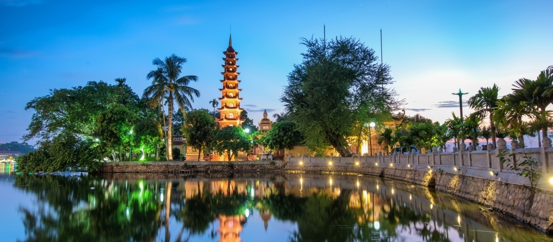 Tran Quoc Pagoda: You Must Visit When Travelling to Hanoi